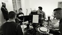 Cours à l'école de Musiques