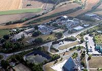 Vue aérienne de La Z.A.C. de Grand Champ